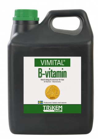 Trikem B-vitamin 2500 ml.