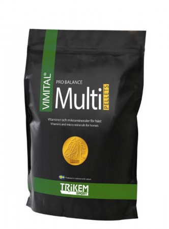 Trikem Multivitamin PB Pellets 1 kg.