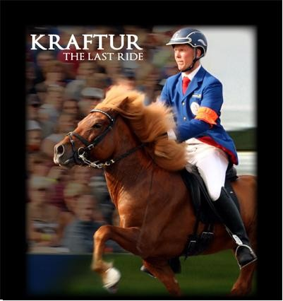 DVD Kraftur - The Last Ride